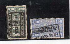 Belgica Valores para Periodicos del año 1926  (CI-22)