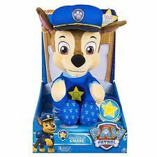 Paw Patrol Snuggles Up Pups Chase with Light and Sound Gift Set for kids