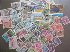 50 DIFFERENT LUXEMBOURG STAMP COLLECTION - LOT 1895-1999