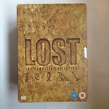 Lost The Complete Collection Series 1-6 DVD Boxset Seasons 1 2 3 4 5 6