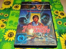 Ein Richter sieht rot - 7 Stunden Angst - Beau Bridges - VPS Einleger - VHS