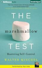 The Marshmallow Test : Mastering Self-Control by Walter Mischel (2015, CD,...