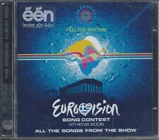 V/A - Eurovision Song Contest Athens 2006 (2 x CD) 37TR Lordi Kate Ryan Carola