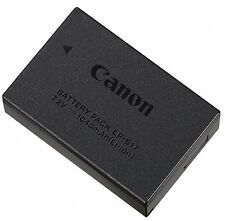 New!! Genuine Canon LP-E17 Lithium-Ion Battery Pack for EOS M3 Japan Import