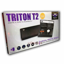 Triton T2 by My weigh 400g x 0.01g Accuracy Digital Scale - My Weigh