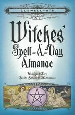Llewellyn's 2017 Witches' Spell-A-Day Almanac NEW