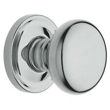 Baldwin Estate Classic Polished Chrome Half Dummy Knob 5015.260.IDM