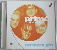 "PRIME MINISTER - RARE PROMO SINGLE CD ""NORTHERN GIRL""- EUROVISION 2002"