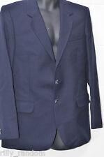 Herren Oldtimer Blau Wollmischung Jacke Blazer 38 Brust von Nicholas Rowe
