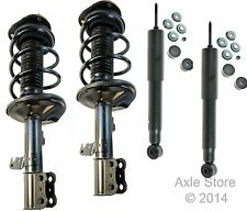 Full Set 2 Premium Front Complete Struts + 2 Rear Shocks With Warranty Fit RAV-4