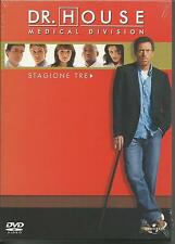 Dr. House. Medical Division. Stagione 3 (2006) 6 DVD