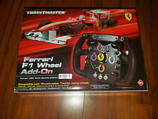Thrustmaster Ferrari F1 Wheel Add-On for T500 T300 TX PC Racer PS4 PS3 PC XBOX