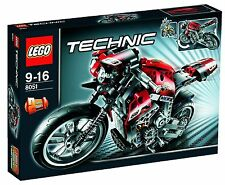 Lego Technic Model Riding Cycle 8051 Motorbike NEW Sealed VERY RARE
