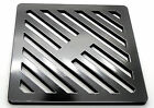 225mm 22cm Square Metal steel Gully Grid Heavy Grate Drain Cover like cast iron