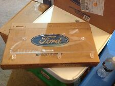 NEW OEM 1988 1989 FORD TEMPO TOPAZ DASH CLUSTER LENS W/ FACTORY TACHOMETER