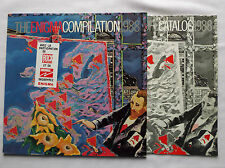V/A - The ENIGMA COMPILATION 1988 - HOLLAND Orig LP + CATALOG - NEW-UNPLAYED