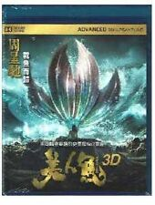 Mermaid 2016 (H.K Movie) Stephen Chow  (2D+3D BLU-RAY) with Eng Sub (REGION A)
