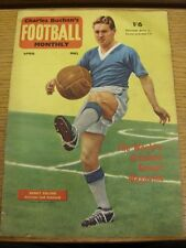 Apr-1962 Charles Buchans Football Monthly: No 128 - Bobby Collins [Everton] on f