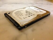 HARD DISK 500 GB SEAGATE ST9500424AS 2,5 SATA 7200 RPM 16 MB CACHE HD NOTEBOOK