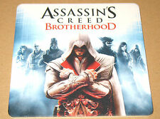 Assassin's Creed Brotherhood Coaster / Untersetzer 10x10cm 2010