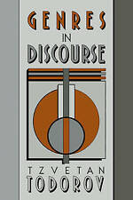 Genres in Discourse (Literature, Culture, Theory)-ExLibrary