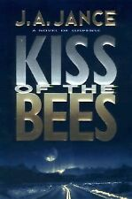 J A Jance - Kiss Of The Bees (2000) - Used - Trade Cloth (Hardcover)