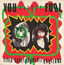 DISCO 45 Giri Elvis Costello & The Attractions - You Little Fool