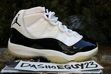 "2001 DS NIKE AIR JORDAN RETRO 11 XI ""CONCORD"" 9 136046 101 DB BIN DON CONCORDS"