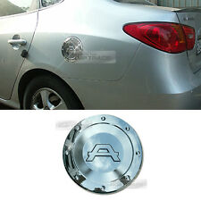 Chrome Fuel Gas Door Cap Cover Molding A-251 for HYUNDAI 2007-2010 Elantra HD