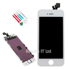 NEW WHITE APPLE IPHONE 5 5G REPLACEMENT TOUCH SCREEN DISPLAY MD635LL/A + TOOLS
