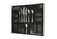 Stanley Rogers Amsterdam 56 Piece Stainless Steel Cutlery Set