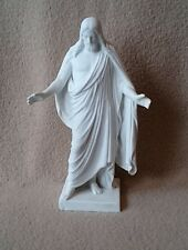 "ANTIQUE ROYAL COPENHAGEN ENERET PARIAN PORCELAIN FIGURE ""CHRIST"" B THORVALDSEN"