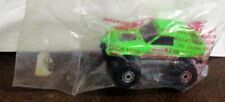 Hot Wheels 'HORMEL' Green Gulch Stepper in protecto & original bag mail in toy
