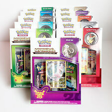 *COMPLETE* 11x Pokemon Mythical Collection Generations Booster Box Set Lot 20th