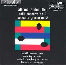 Cellokonzert 2/Conc.Gr.2, New Music