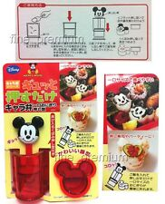 Mickey Mouse Stitch Winnie the Pooh Head Shaped Sushi Rice Mold Mould Stamp