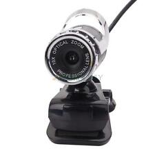 New 360°Full HD 12.0MP 1080P Webcam Network Camera w Mic for Skype Video Chat PC