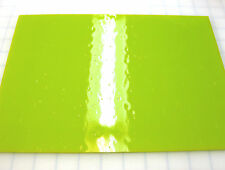 ZESTY LIME GREEN Smoothie Spectrum System 96 COE Fusing Glass
