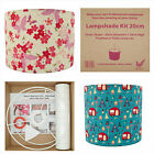 Make Your Own Drum Lampshade Kit - 20cm, 30cm & 40cm