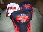 NEW ADJUSTABLE FIRE DEPARTMENT EMT EMS HAZMAT HAT MULTI COLORS FIRST IN LAST OUT