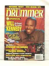 MODERN DRUMMER MAGAZINE WILL KENNEDY MATCHBOX TWENTY STEFANIE EULINBURG RAR