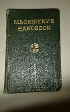 Machinery's Handbook Tenth Edition SEE PICS