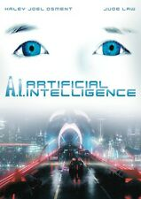 A.I.: Artificial Intelligence [WS] [2 Discs] (2005, DVD NIEUW)2 DISC SET