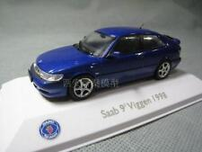 1:43 IXO/ATLAS SAAB 93 VIGGEN 1998 Car MODEL CAR DieCast Model TOY Vehicles