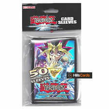 Yu-Gi-Oh Dark-Side of Dimensions Card Sleeves - 50 Pack - Small Deck Protectors