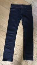 PRADA NEW NWOT MEN'S SLIM FIT JEANS SIZE 32 Waist Purchased In Italy