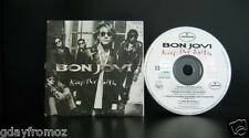 Bon Jovi - Keep The Faith 4 Track CD Single Card Cover