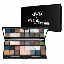NYX Wicked Dreams Eyeshadow Palette 24 colors