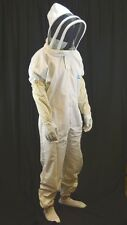 Sale! Bee suit.Beekeeping/Pest Control Suit with Veil -FREE GLOVES-Medium Size