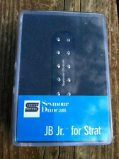 Seymour Duncan SJBJ-1 JB Jr Strat Pickup Middle/Neck BLACK Fender Stratocaster